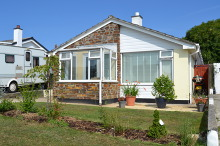 £240,000 - 3 Bedroom Detached Bungalow For Sale in Petherwin Gate area – click for details