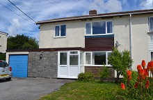 £220,000 - 3 Bedroom Semi-Detached House For Sale in Egloskerry area – click for details