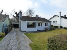 For Sale – Spacious two bedroom detached bungalow